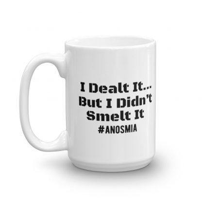 I Bet Coffee Smells Great But I Dont Care Coffee Mug Front Larger