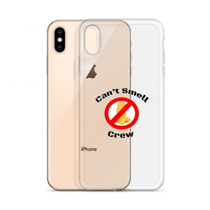 Cant Smell Crew Official Logo Iphone Case