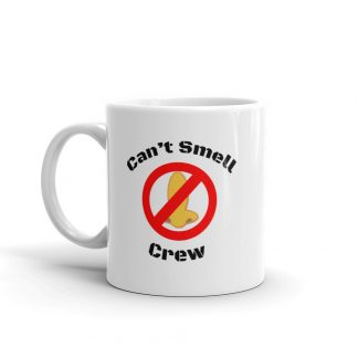 Cant Smell Crew Official Logo Mug For Sale